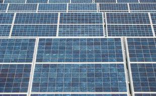 Les panneaux photovoltaïques mesuraient plus d'un mètre de côté. (Illustration)