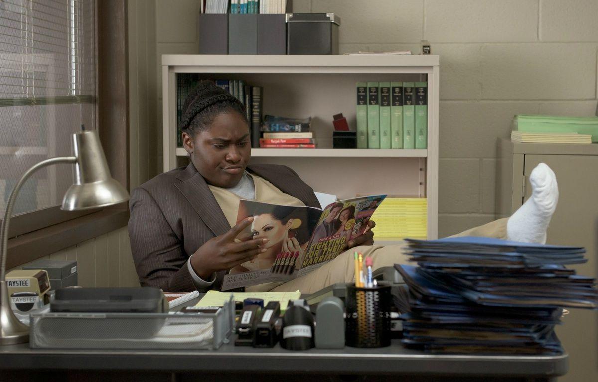Si comme Taystee «d'Orange Is The New Black», la plupart des magazines féminins vous laisse pantoise, tournez-vous vers les newsletters féministes  – © Jojo Whilden/Netflix