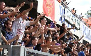Les supporters du MHSC retrouvent la Mosson contre Marseille