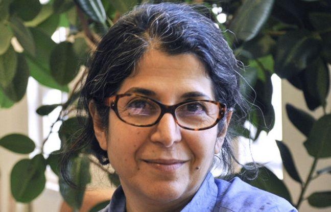Fariba Adelkhah, une anthropologue franco-iranienne détenue en Iran depuis juin 2019