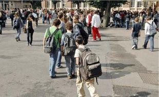 Les enseignants ont fait leur rentrée mercredi 1er septembre 2010.