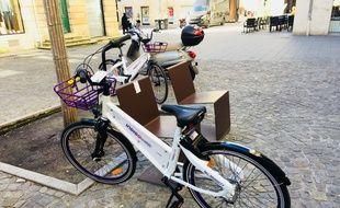 Indigo Bordeaux video. bordeaux: les vélos en libre-service et sans borne, ça vaut