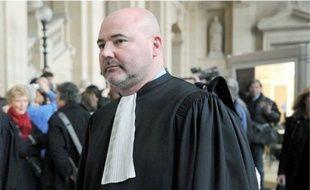 Me Pascal Garbarini, l'un des défenseurs d'Yvan Colonna (archives).