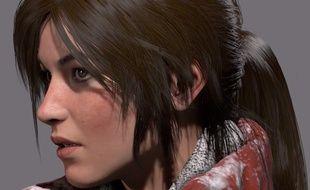 Lara Croft dans le jeu «Rise of the Tomb Raider»