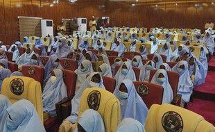 Les 279 adolescentes enlevées dans leur pensionnat au Nigeria ont été libérées le 2 mars 2021.