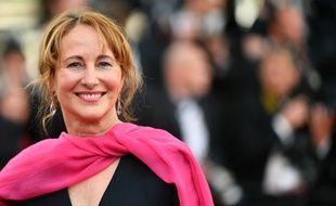 Ségolène Royal au Festival de Cannes, le 22 mai 2017.