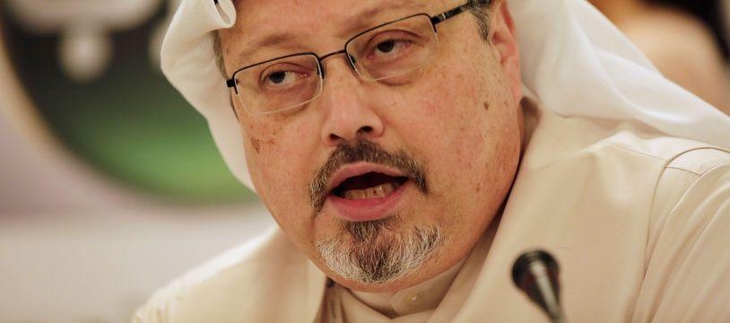 Le journaliste saoudien Jamal Khashoggi en 2015.