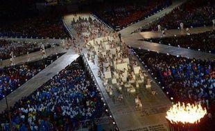 La cérémonie de clôture dimanche n'a pas dérogé à l'esprit léger insufflé pendant 16 jours aux jeux Olympiques de Londres, mettant à l'honneur la musique britannique qui, à l'image de ce que fut l'événément, symbolise l'universalité, l'inventivité mais aussi l'humour.