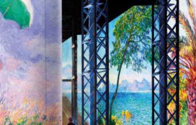 Projections des nombreux peintres sur le thème de la Méditerranée
