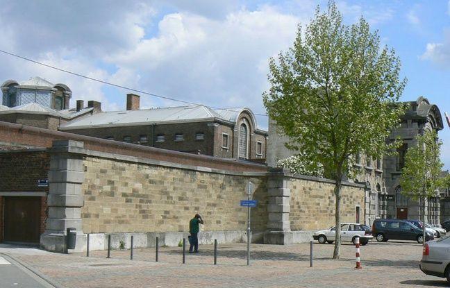 Photo de la prison de Namur.