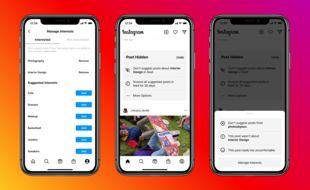 Instagram: de gros changements à venir sur votre fil d'actualité