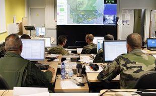 Le Corps de réaction rapide France, basé à Lille (archives).