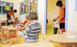 Seules 36 % des sociétés ont mis en place une crèche pour les enfants de leurs employés.