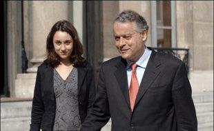 Le président Nicolas Sarkozy a reçu mardi matin la famille d'Ingrid Betancourt