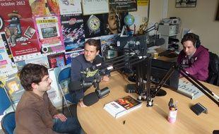Radio Laser émet depuis 1992 à Guichen près de Rennes.
