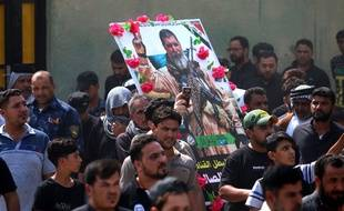 https://img.20mn.fr/WdmkKofdTuiVsEfhlXySMA/310x190_bassorah-irak-30-septembre-2017-funerailles-abou-tahsine-surnomme-cheikh-snipers-abattait-djihadistes-daesh
