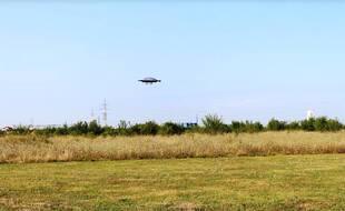 Les autorités américaines ne peuvent expliquer certains phénomènes aériens non identifiés et indiquent qu'il ne s'agit pas d'une technologie secrète du Pentagone. (Illustration)