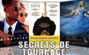 «Diversion», «Dear White People» et «Cendrillon»: Trois films à ne pas manquer cette semaine