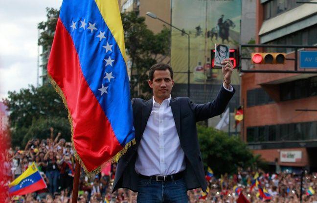 Venezuela: Trump reconnaît l'opposant Guaido comme président par intérim, Maduro riposte