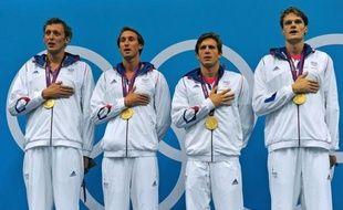 21H55 GMT - FIN DE NOTRE DIRECT SUR LES JO DE LONDRES - Rendez-vous demain pour une autre journée olympique.