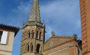L'église Saint-Jacques de Muret, dans la Haute-Garonne.