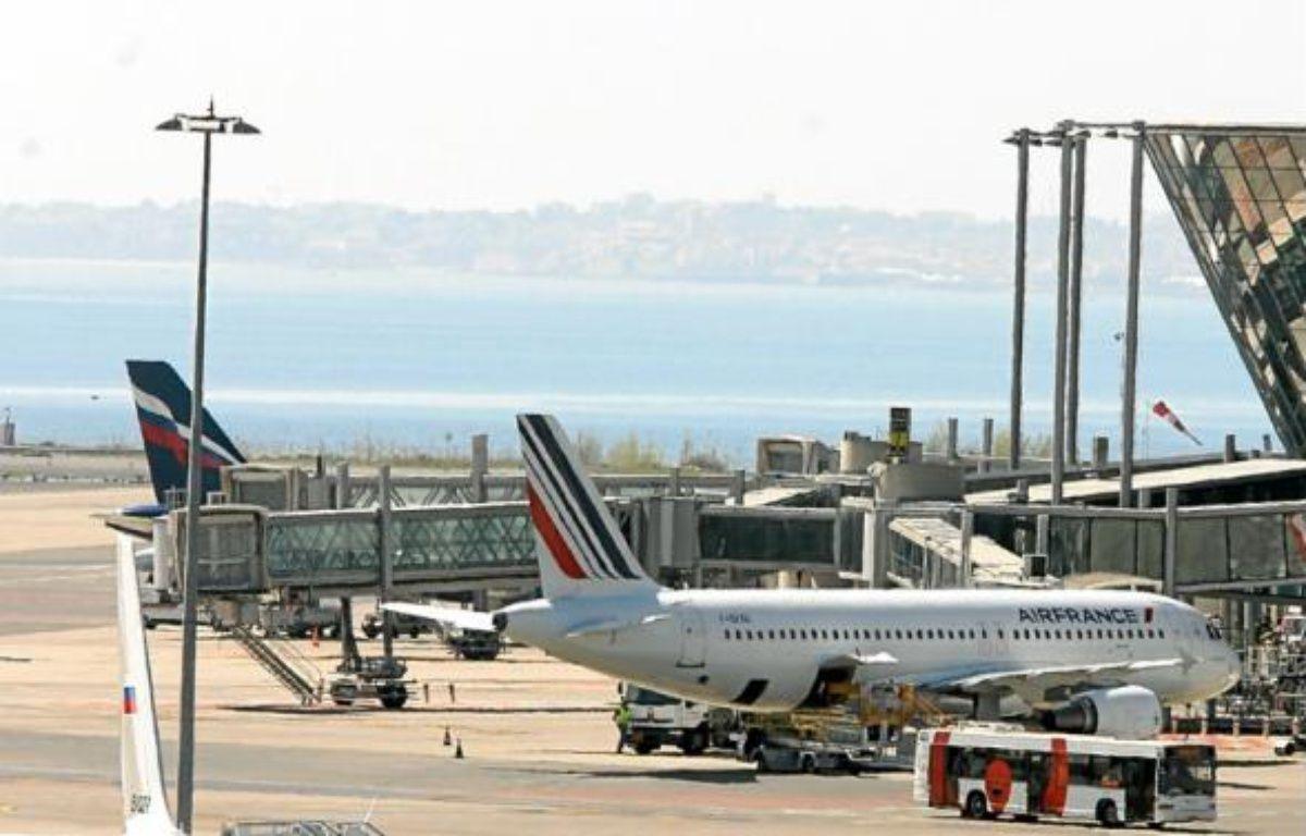 Dès avril, Air France proposera plus de 330 vols par semaine vers 22 destinations au départ de Nice. –  J. C. MAGNENET / ARCHIVES ANP / 20 MINUTES