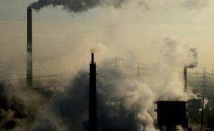 Une usine ArcelorMittal à Bottrop, en Allemagne (illustration)