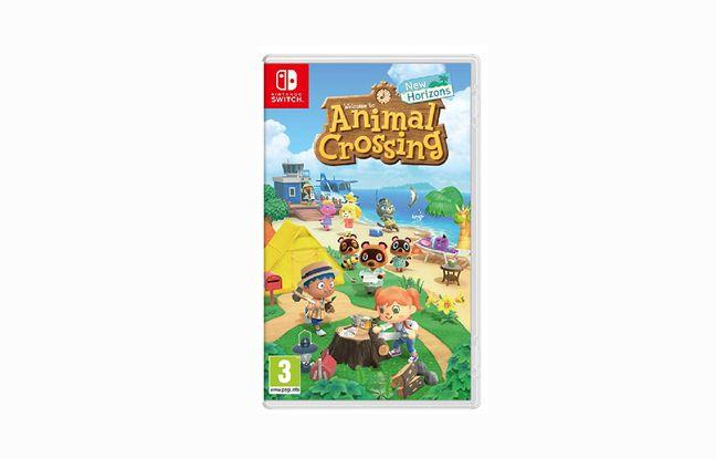 Le jeu Animal Crossing : New Horizons pour Nintendo Switch est en baisse de 28% chez Amazon