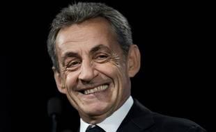 Nicolas Sarkozy, le 21 juin 2019.