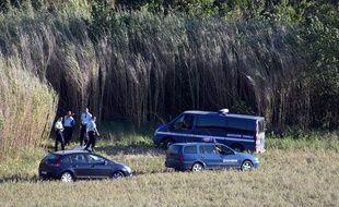 Des gendarmes ont mené l'enquête sur les lieux, à une quarantaine de kilomètres à l'ouest de Montpellier, dans la commune de Ceyras.
