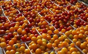 Les prix des fruits et légumes a baissé en 2017 après une année record en 2016.