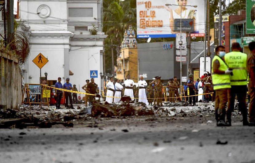 Attentats au Sri Lanka: Aucun Français parmi les victimes, une «erreur d'identité» selon le gouvernement
