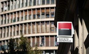Branche de la Société Générale à Marseille