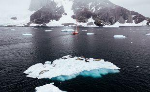 Un nouveau record de température à été enregistré en février 2020 sur la péninsule Antarctique.