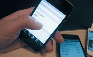 Nos smartphones et tablettes contiennent un grand nombre de données personnelles.