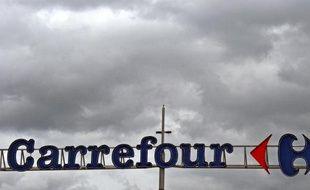 Le distributeur français Carrefour a annonce des ventes quasi stables (-0,1%) sur le troisième trimestre
