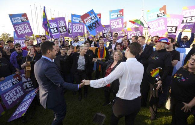 nouvel ordre mondial | VIDEO. Le Parlement australien adopte la loi sur le mariage des couples de même sexe