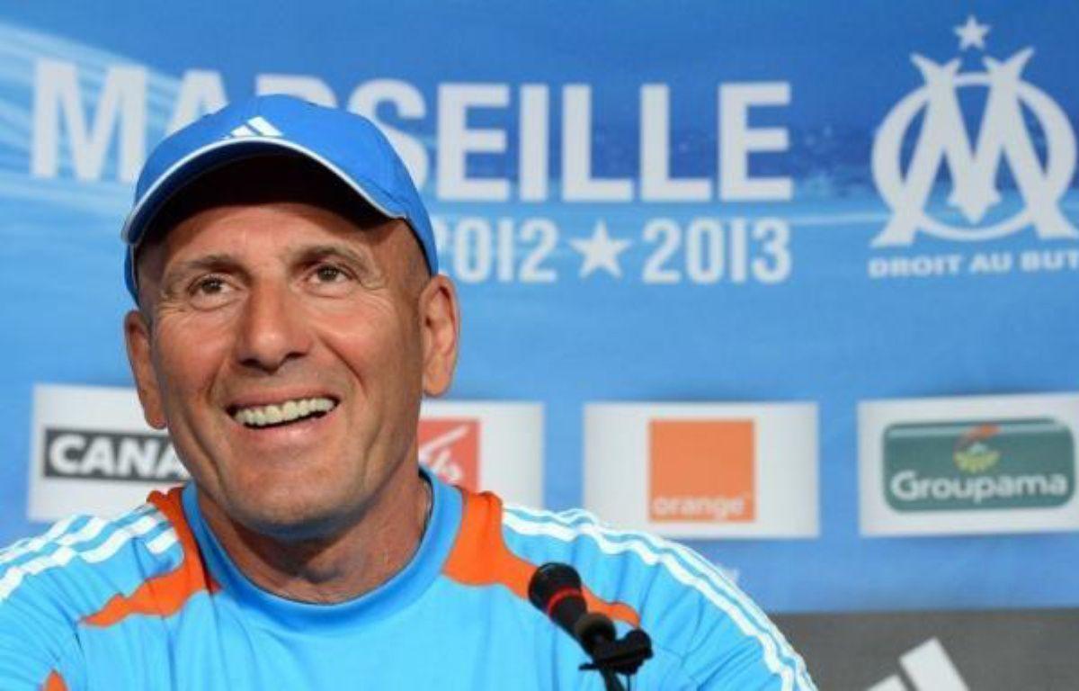 Solide leader avec quatre succès en autant de journées, Marseille se déplace dimanche à Nancy pour la 5e journée avec l'ambition de battre son record de victoires consécutives pour un début saison et la volonté de confirmer un départ inattendu. – Gerard Julien afp.com