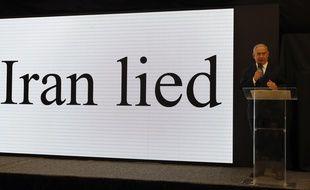 Le Premier ministre israélien Benjamin Netanyahu a dévoilé des documents qui seraient selon lui des preuves d'un programme secret iranien visant à développer l'arme nucléaire