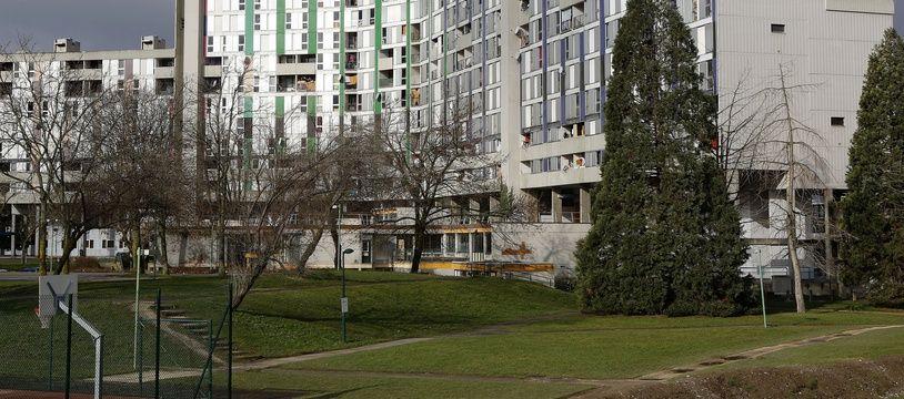 Le quartier Villeneuve-Village olympique à Grenoble (illustration).