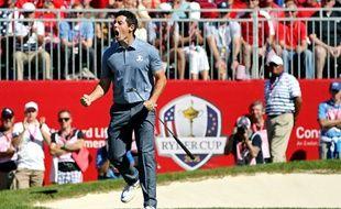 Rory McIlroy sera certainement à la Ryder Cup l'an prochain.