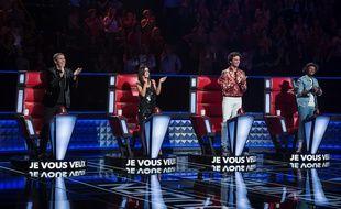 Julien Clerc, Jenifer, Mika et Soprano forment le jury de la saison 8 de «The Voice».
