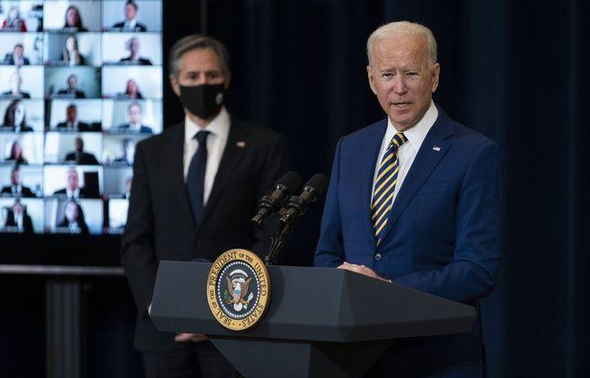 648x415 president americain joe biden secretaire etat antony blinken 4 fevrier 2021