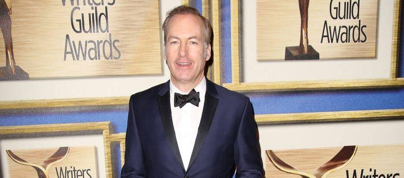 L'acteur de Better Call Saul, Bob Odenkirk
