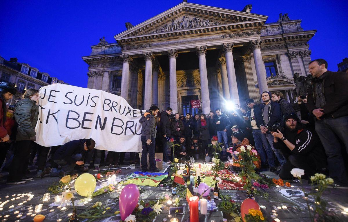 L'identification des victimes commence tout juste après la série d'attentats qui a frappé Bruxelles mardi matin.  – SIPA
