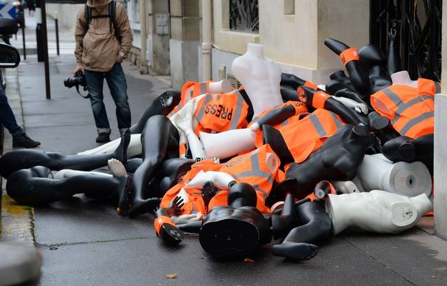 RSF appelle «à protéger les journalistes face à l'intolérance religieuse», cinq ans après l'attentat contre «Charlie Hebdo»