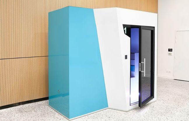 Sombox développe des micro-chambres pour lutter contre la fatigue des conducteurs.