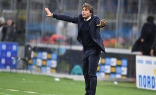 Antonio Conte a pris les rênes de l'Inter Milan.