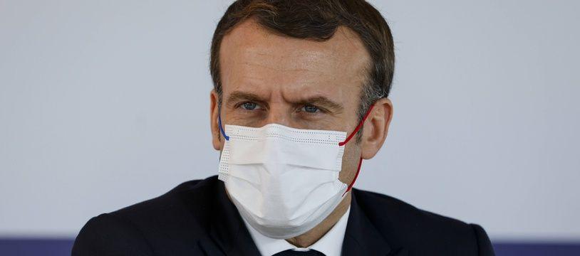Coronavirus: Emmanuel Macron exclut une réouverture rapide des boîtes de nuit (archives)
