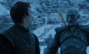 Image extraite de la première bande annonce officielle de la saison 6 de «Game of Thrones».